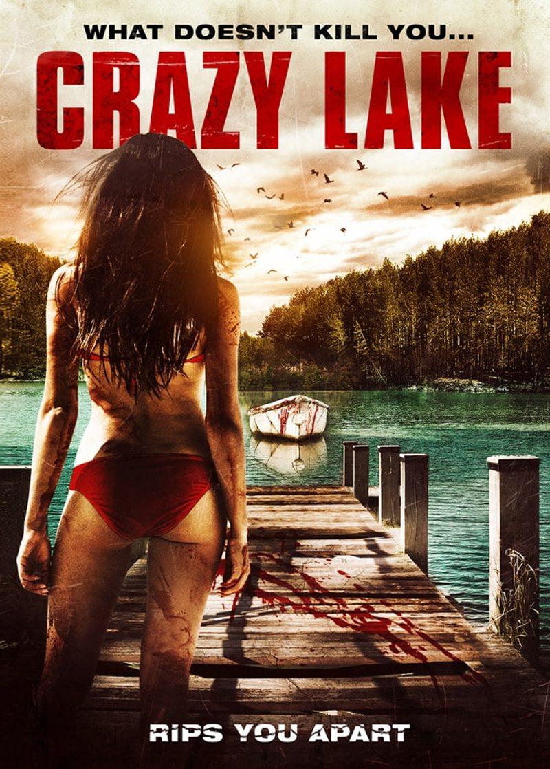 Crazy Lake Jason Henne Movie Poster 1 - Dive into Crazy Lake on DVD/VOD in October