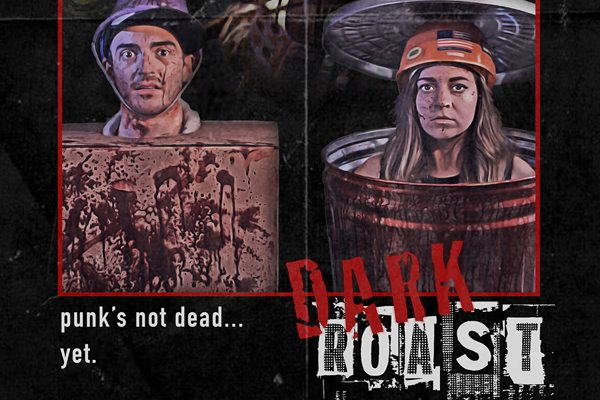 DarkRoastPoster s - Blood-Splattered Horror/Comedy Dark Roast Unveils a New Trailer, Artwork, Stills, and More!