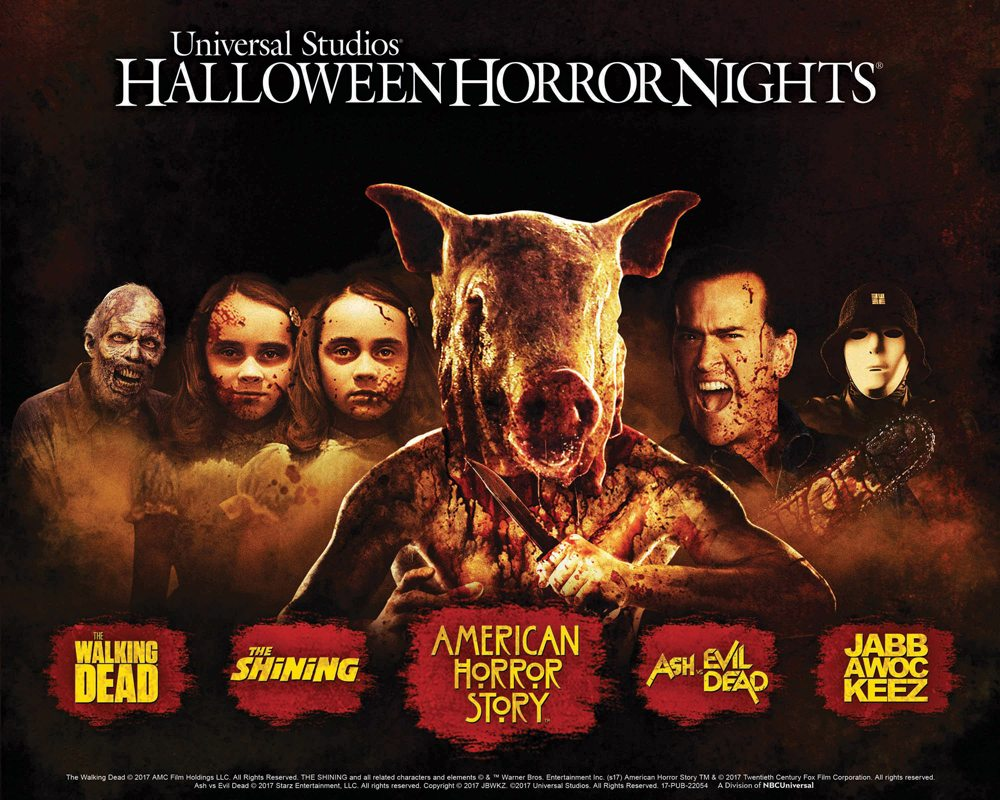 Halloween Horror Nights 2017