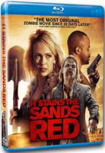 It Stains The Sands Red 2016 206x300 - DVD and Blu-ray Releases: September 26, 2017