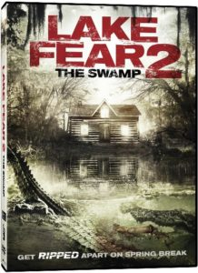Lake Fear 2 The Swamp 2017 218x300 - DVD and Blu-ray Releases: September 26, 2017