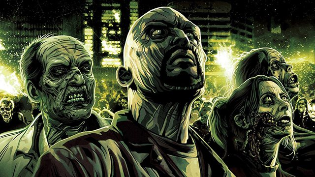 Land of the Dead Blu-ray