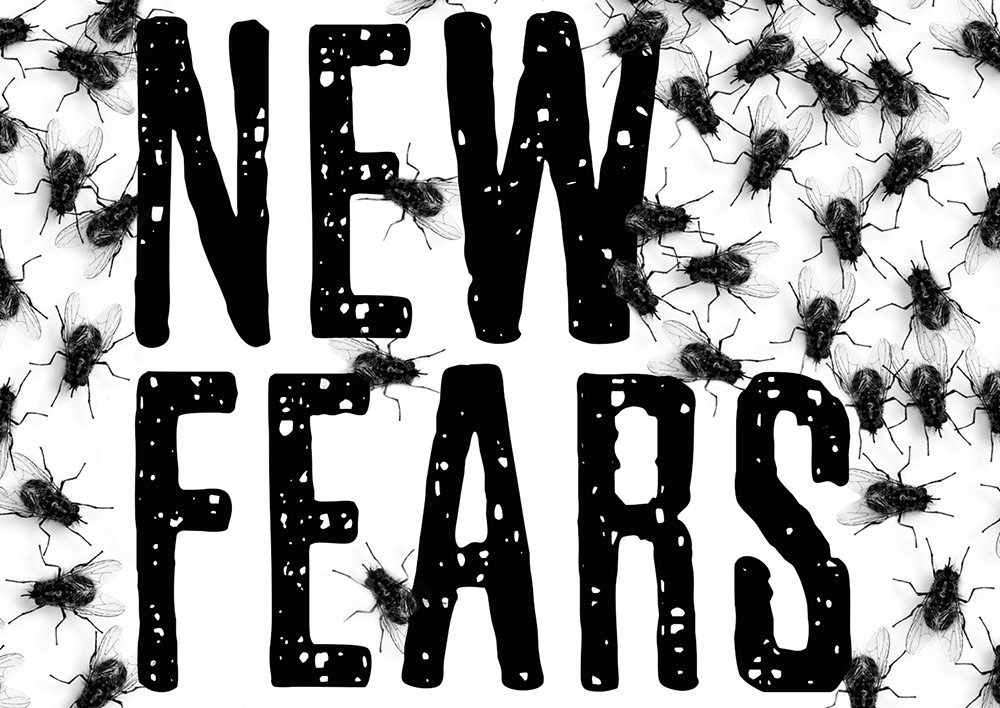 New Fears cover s - Titan Set to Unleash New Fears on Us Later This Month