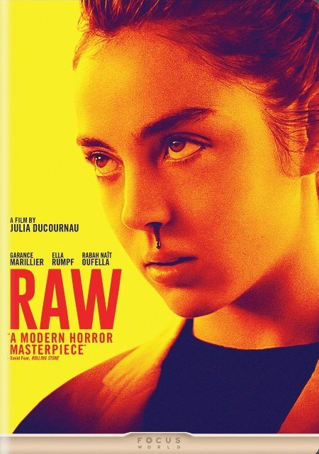 Raw 2016 - How Prestige Award Shows' Dismissal of the Horror Genre Fails Women