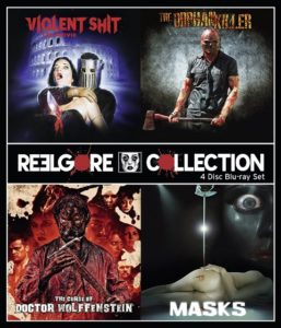 ReelGore Collection 257x300 - DVD and Blu-ray Releases: September 26, 2017