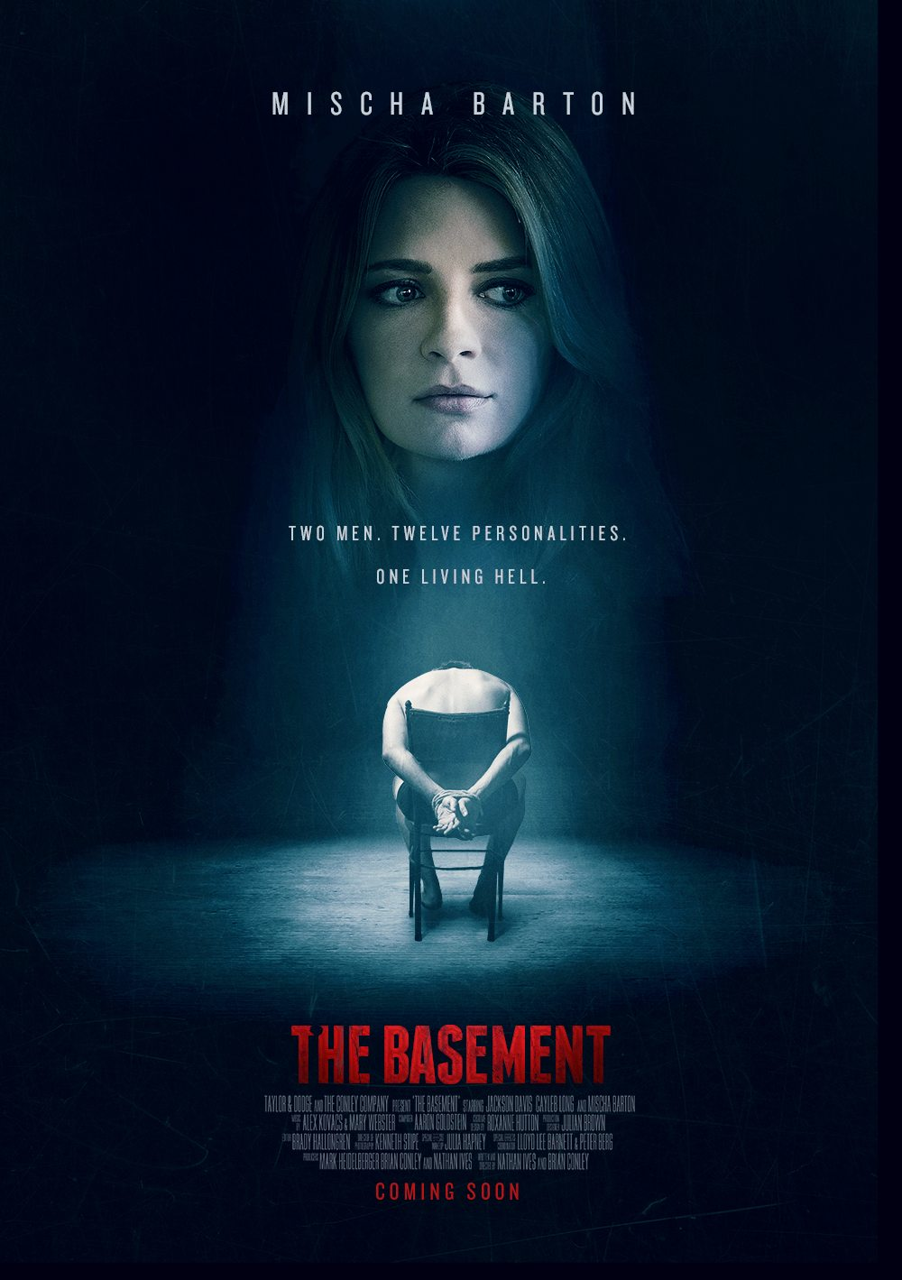 SF the basement - Shriekfest 2017 Announces First Films - The Basement, Cannibals and Carpet Fitters, and The Glass Coffin