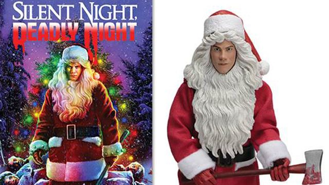 Silent Night Deadly Night Special Eds - Scream Factory Brings Silent Night Deadly Night Home with 100% More Billy!