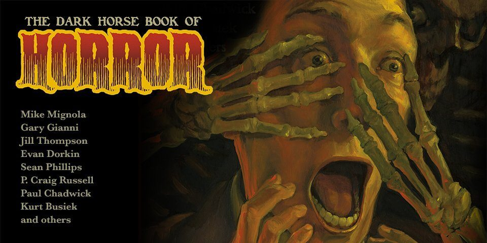 THE DARK HORSE BOOK OF HORROR HC 2.jpg 1 - The Dark Horse Book of Horror Is Their Most Terrifying Anthology Yet