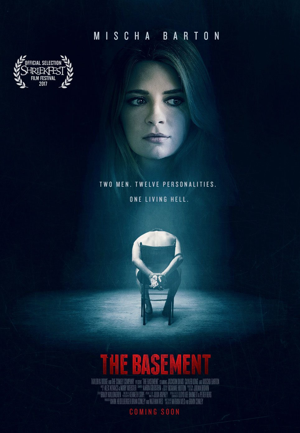The Basement Poster V1 Web - The Basement - From SFX to VFX: A Visual Anatomy of a Decapitation