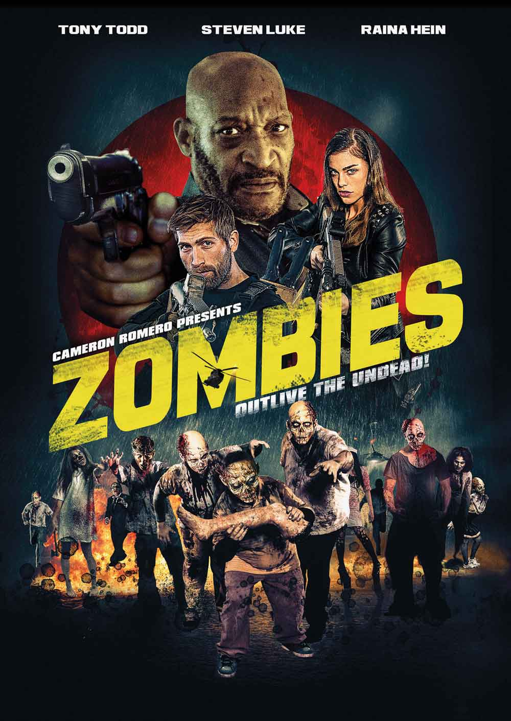 Zombies Poster - Zombies - Exclusive Clip Arrives via School Bus