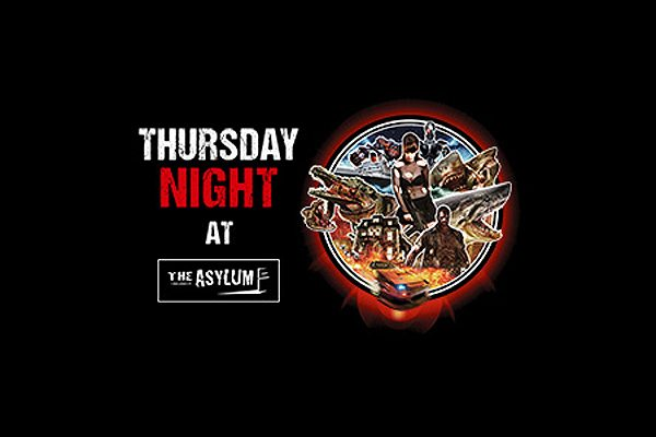 asylum cinemarks - The Asylum Teams with Cinemark Theaters for Special Thursday Night Screenings