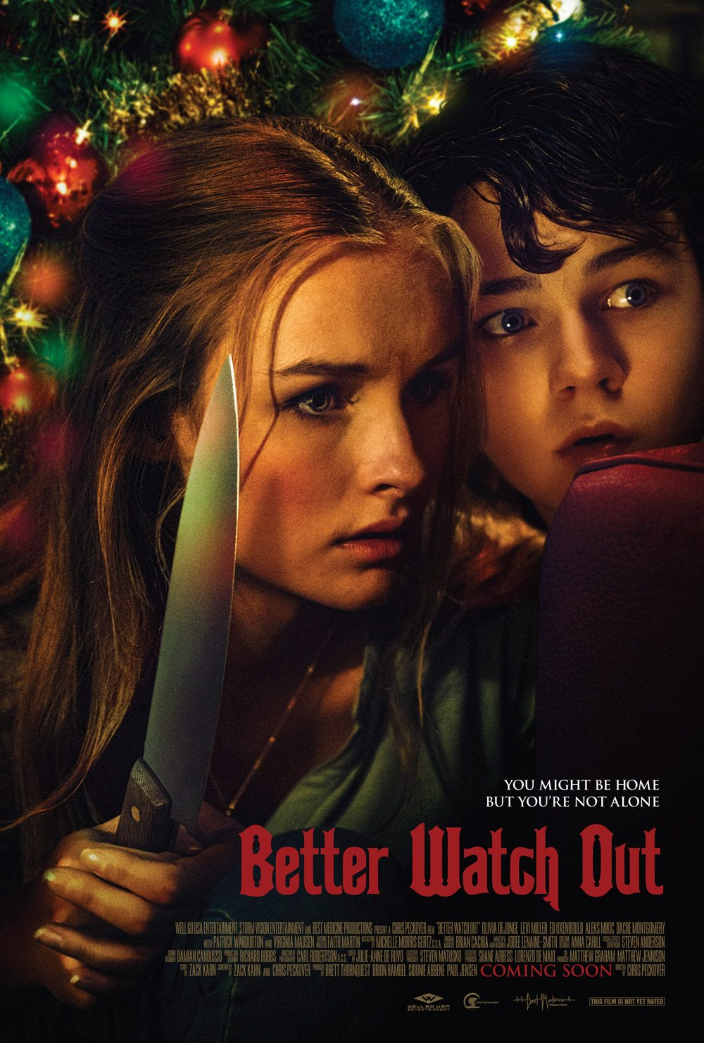 better watch out - You Better Watch Out for this Green Band Trailer!