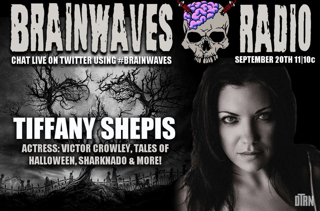 Brainwaves - Tiffany Shepis