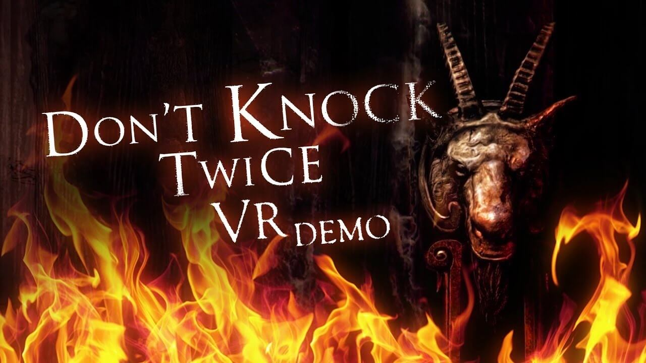 dont konck twice game image 1 - Don't Knock Twice PS4 Game Receiving Physical Release