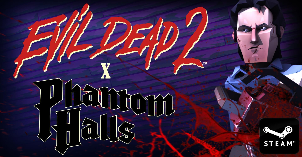 evil dead 2 phantom falls game 1 - Even More Evil Dead 2 Content Coming to Phantom Halls
