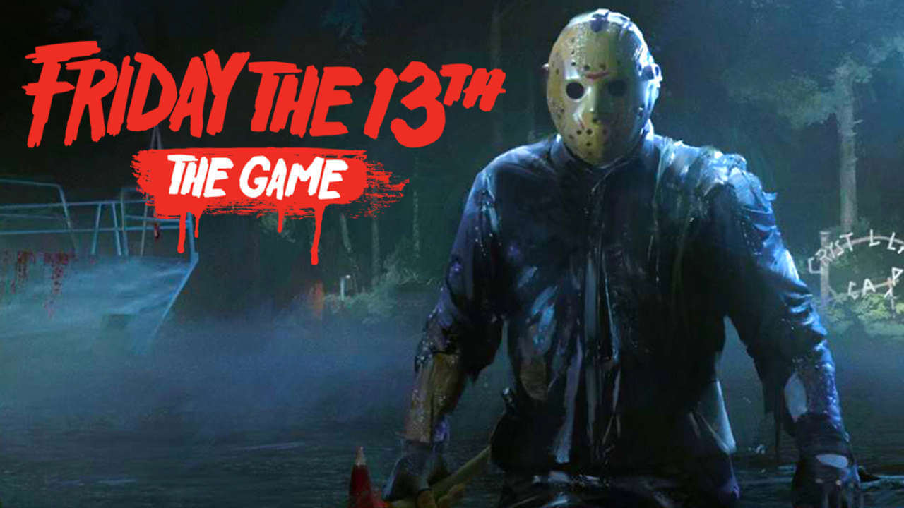 friday the 13th the game jason emerging from lake 1 - First Look: Friday the 13th: The Game - Virtual Cabin 2.0; COMING FOR FREE!