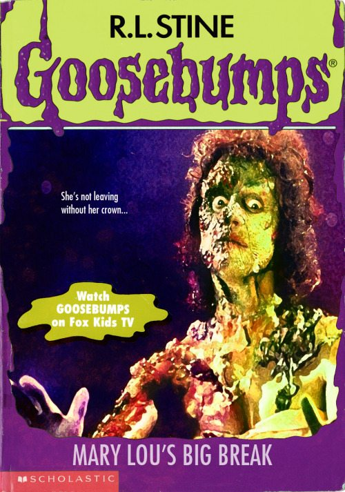 goosebumpsalternate 10 - Horror Movies and Video Games Get the Goosebumps Cover Treatment
