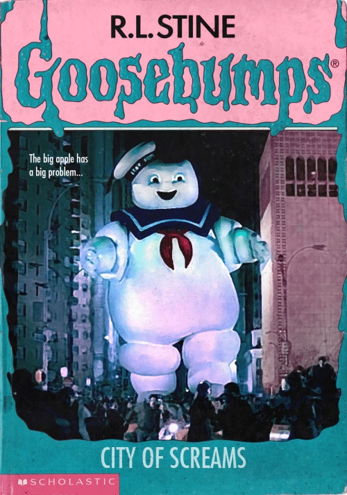 goosebumpsalternate 2 - Horror Movies and Video Games Get the Goosebumps Cover Treatment