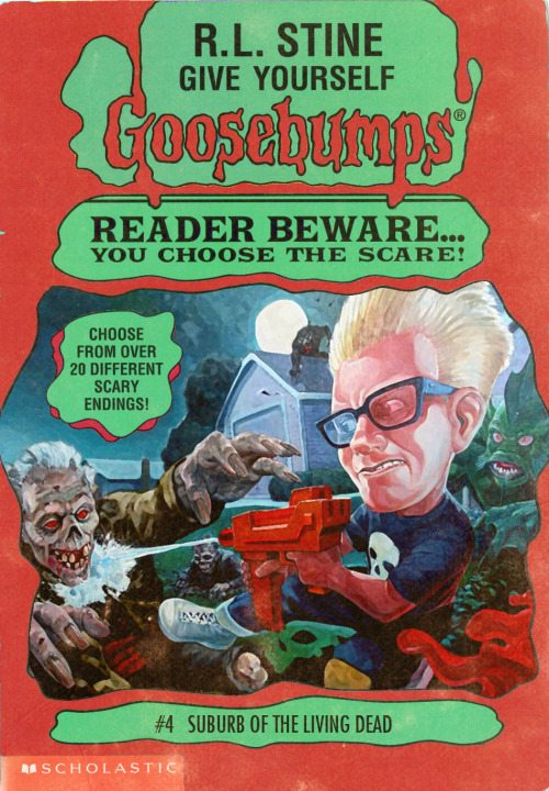goosebumpsalternate 5 - Horror Movies and Video Games Get the Goosebumps Cover Treatment
