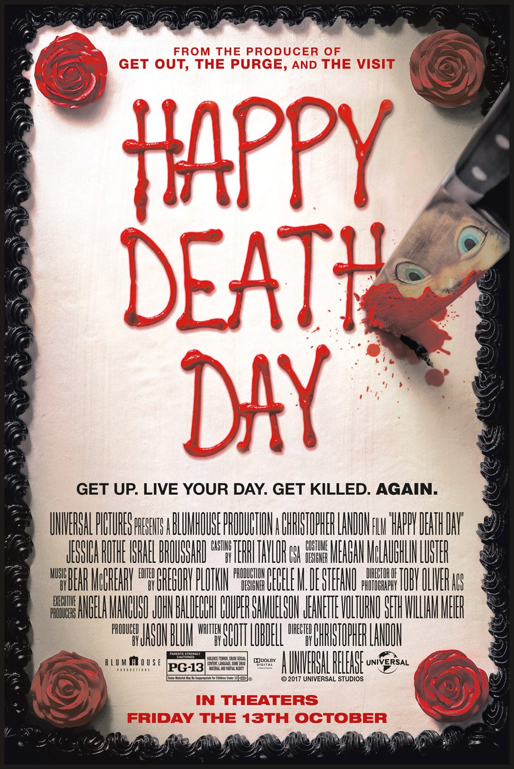 happy death day - Exclusive: Tony Gardner on The Dollhouse, the Horror Family, and Happy Death Day