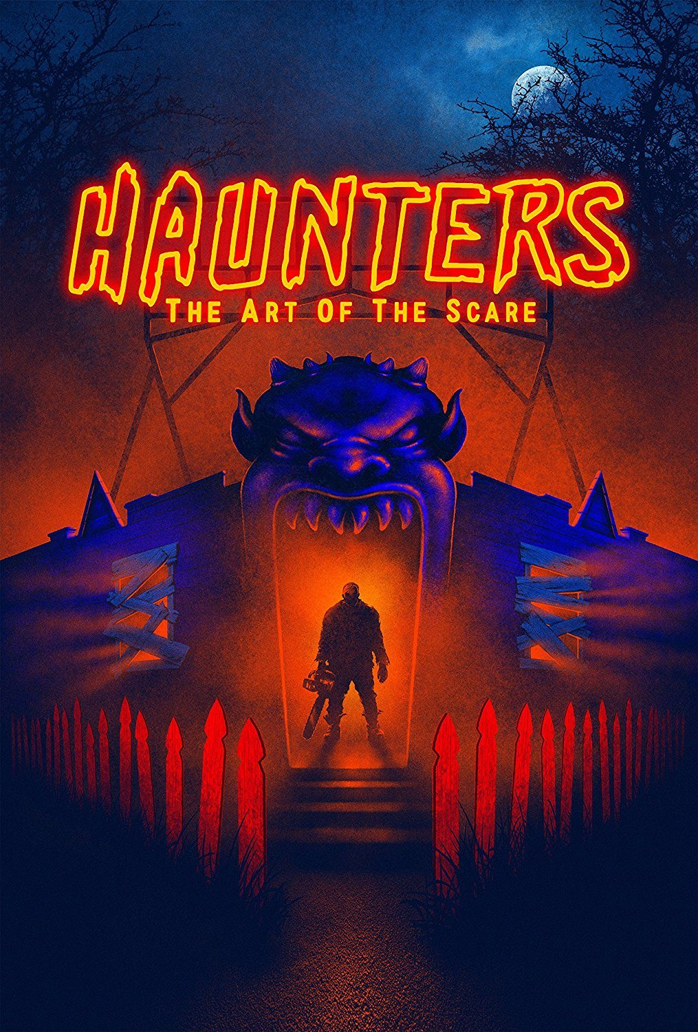 haunters blu ray - Video Interview: Jon Schnitzer and Shar Mayer Discuss Haunters: The Art of the Scare