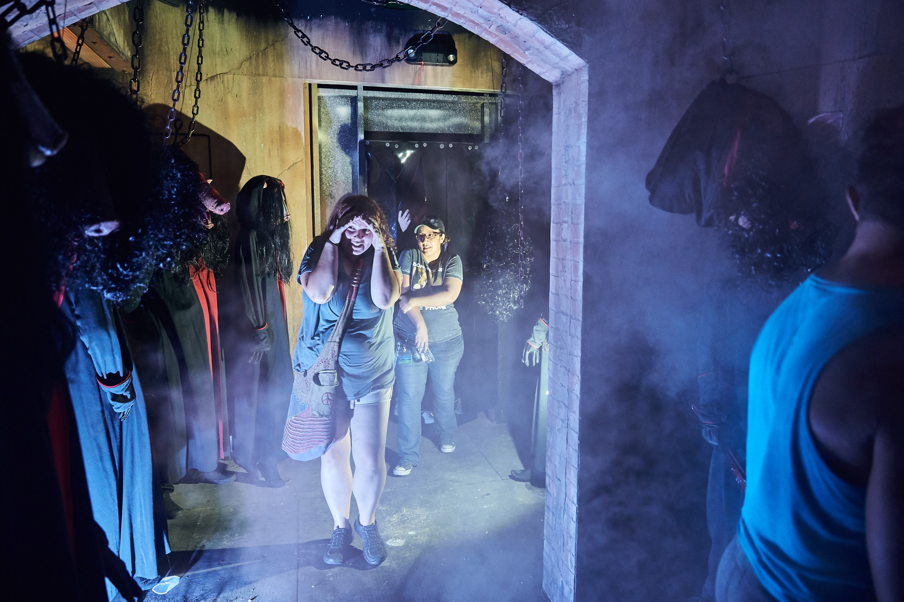 hhn07 SAW - Universal Orlando Thrills and Terrifies With Halloween Horror Nights 27