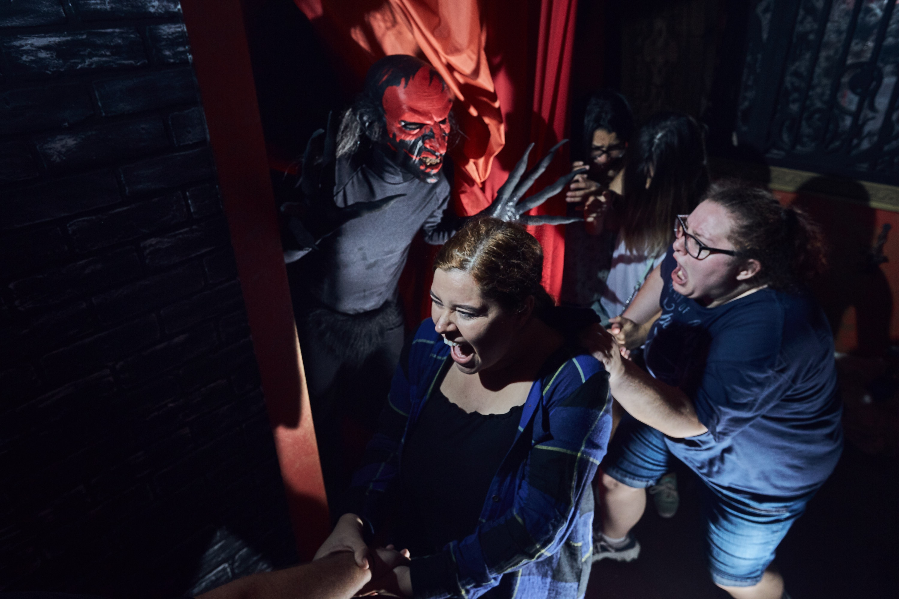 hhn12 The Horrors of Blumhouse - Universal Orlando Thrills and Terrifies With Halloween Horror Nights 27