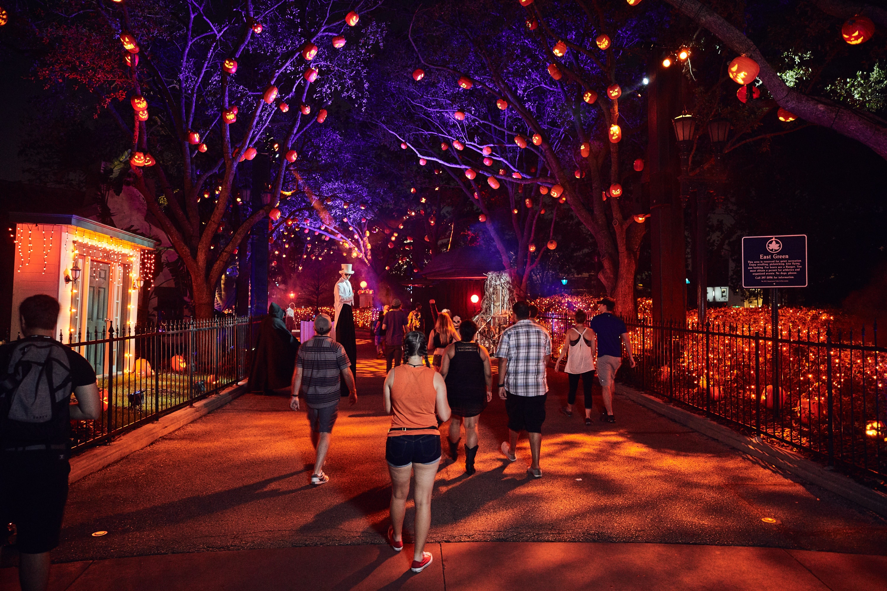 hhn14 Trick r Treat Scare Zone - Universal Orlando Thrills and Terrifies With Halloween Horror Nights 27