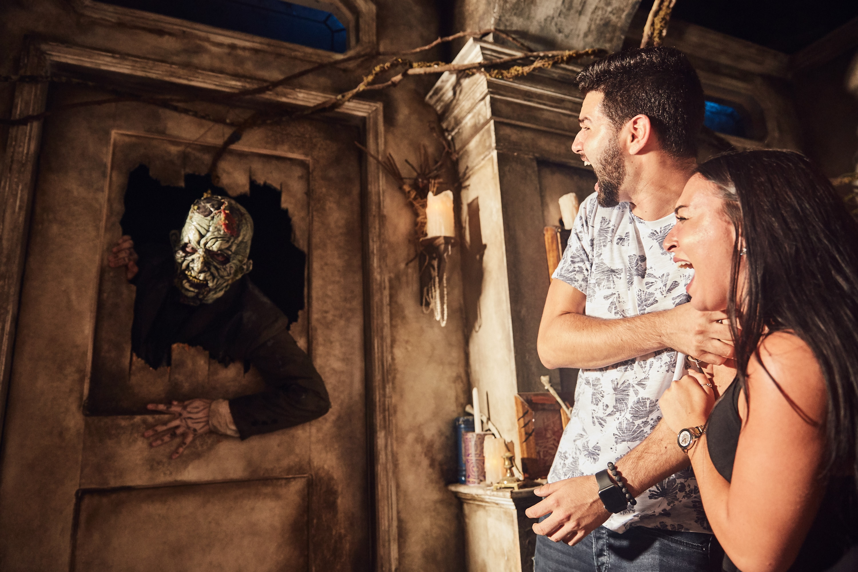 hhn19 Dead Waters - Universal Orlando Thrills and Terrifies With Halloween Horror Nights 27