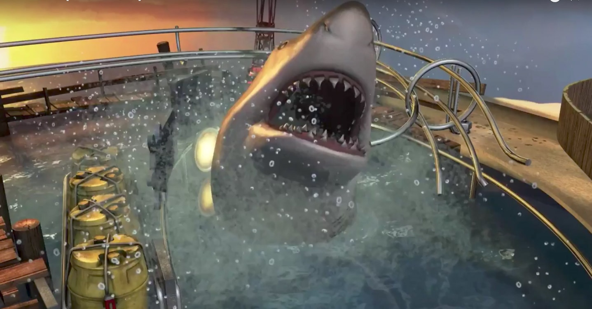 Jaws Pinball