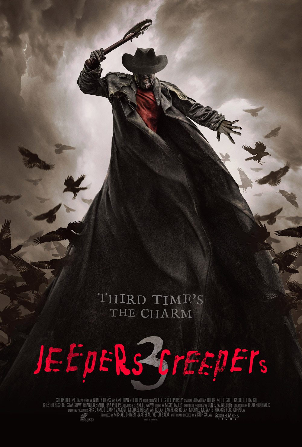 jeepers creepers 3 - First Stills: Jeepers Creepers 3
