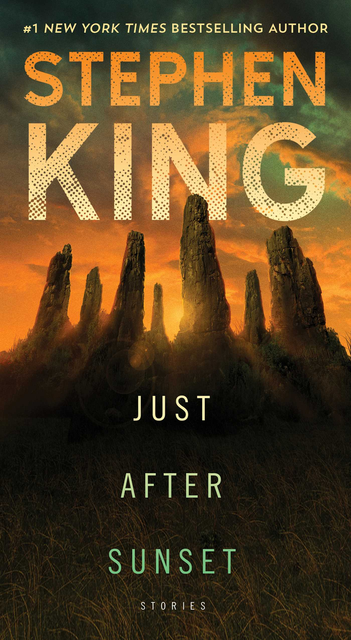 just after sunset - Stephen King's N Turns 8 While Heading to the Small Screen; Update on The Dark Tower Series