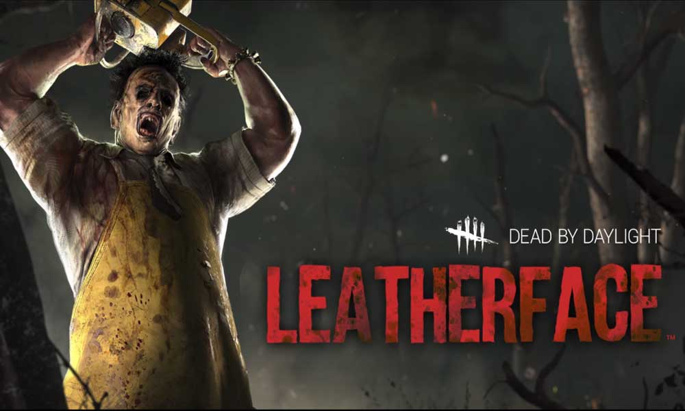 Rev Your Chainsaws! The Texas Chainsaw Massacre's Leatherface Joins