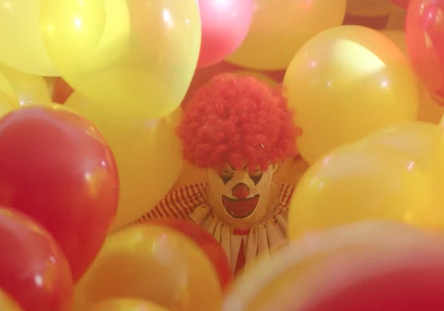 mcdonaldsitbanner - Stephen King's IT is Kinda Terrifying When the Clown is Ronald McDonald