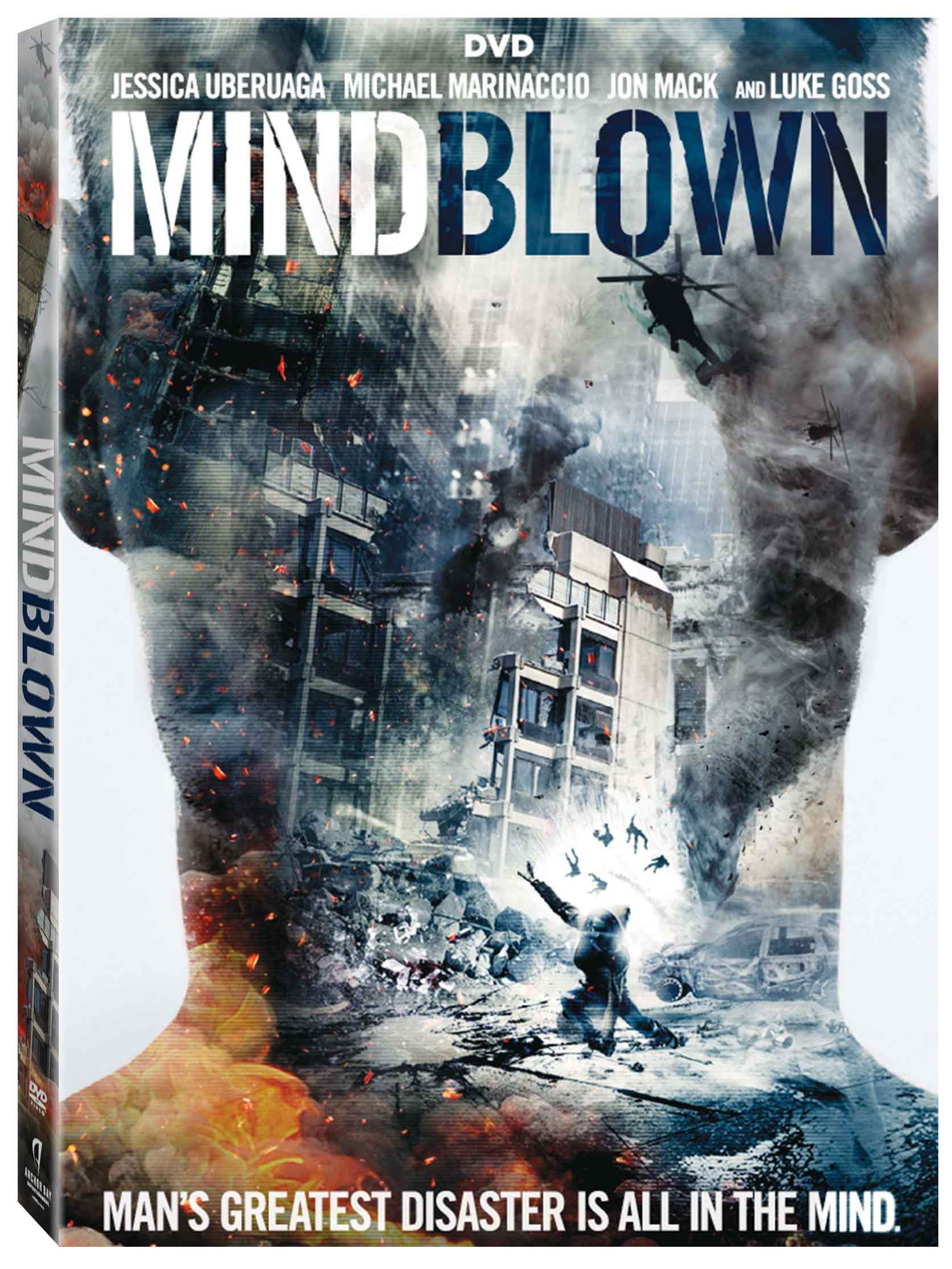 mindblown dvd - Lionsgate Dishes Details on Demonic, Mind Blown, and Slaughter High