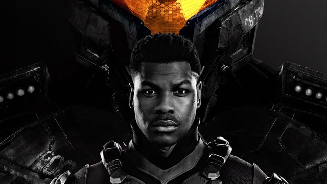 pacific rim uprising s - First Pacific Rim Uprising Poster Surfaces with 100% More Boyega
