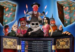 Puppet Master Toulons Box