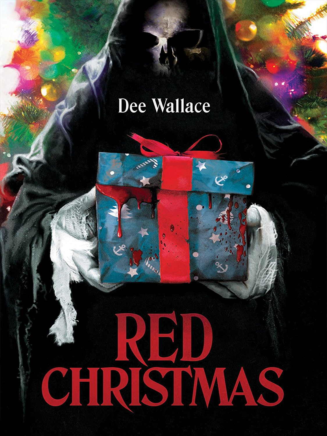 red christmas blu ray - A Red Christmas Clip Comes Knocking