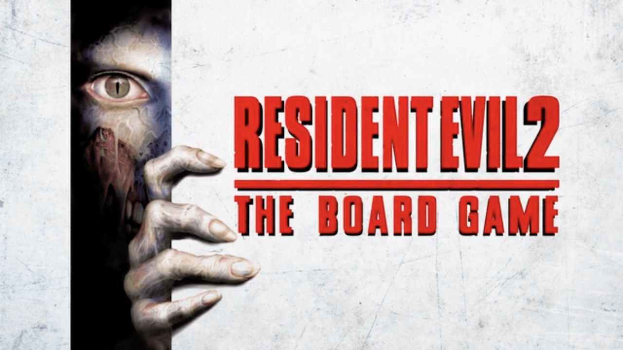 resident evil 2 baord game cover 1 - Resident Evil 2: The Board Game Smashes Its Kickstarter Goal in One Hour