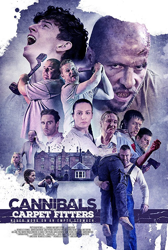 sf cannibals carpet fitters - Shriekfest 2017 Announces First Films - The Basement, Cannibals and Carpet Fitters, and The Glass Coffin