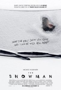 snowman 2 203x300 - The Snowman Review: 2017's Most Anti-Climactic Thriller