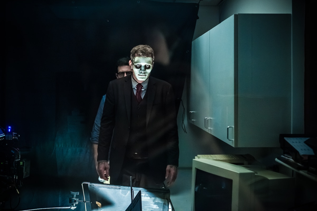 thevaultbts 2 - Interview: Cinematographer Andrew Shulkind on Shooting The Vault and The Ritual