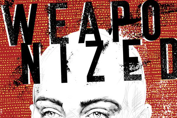 weaponized s - Horror Novel Weaponized Set to Terrorize Your Halloween