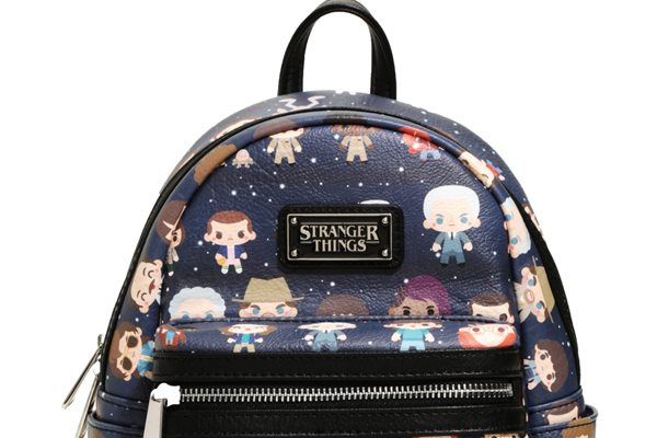Accessories Stranger Things Mini Backpack s - New Stranger Things Season 2 Merchandise on the Way as BoxLunch Teams with Netflix