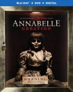Annabelle Creation 2017 238x300 - DVD and Blu-ray Releases: October 24, 2017