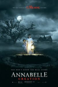 Annabelle Creation 202x300 - Release Date and Director Announced For ANNABELLE 3