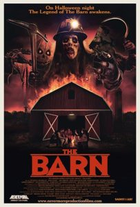 Barn The 203x300 - Horror Box Office – OPENING THIS WEEK: October 20, 2017
