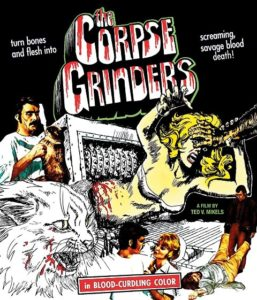 Corpse Grinders The 1972 257x300 - DVD and Blu-ray Releases: October 24, 2017