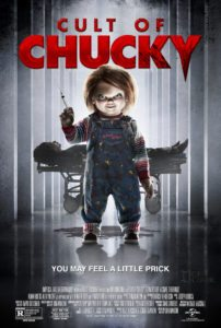 Cult of Chucky Poster theatrical2 202x300 - What Other Franchises Can Learn From Cult of Chucky