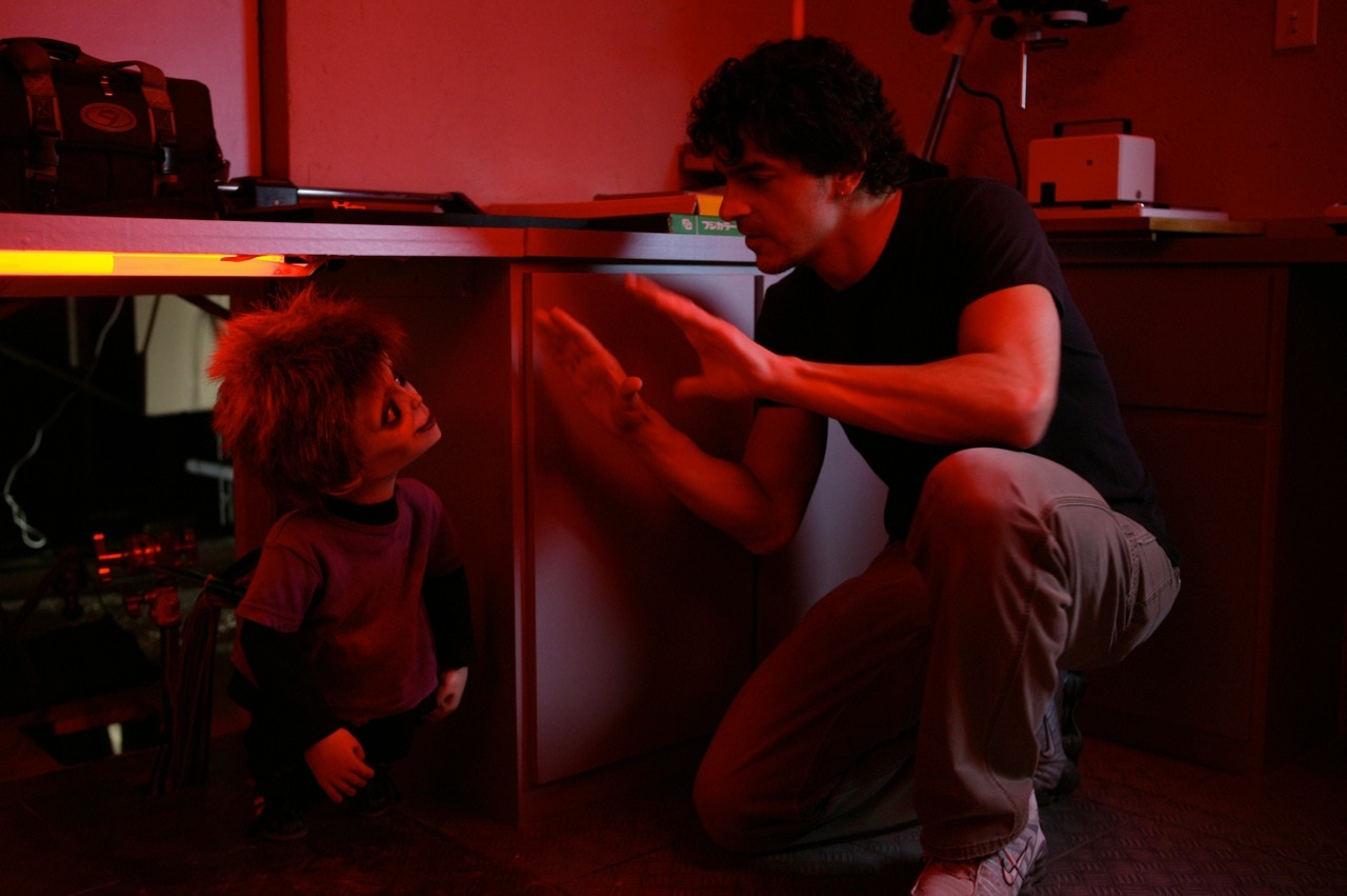 Directing Glen - Don Mancini Says We'll See Glen/Glenda Again One Day in a Chucky Film